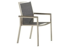 Металлическая обеденная мебель