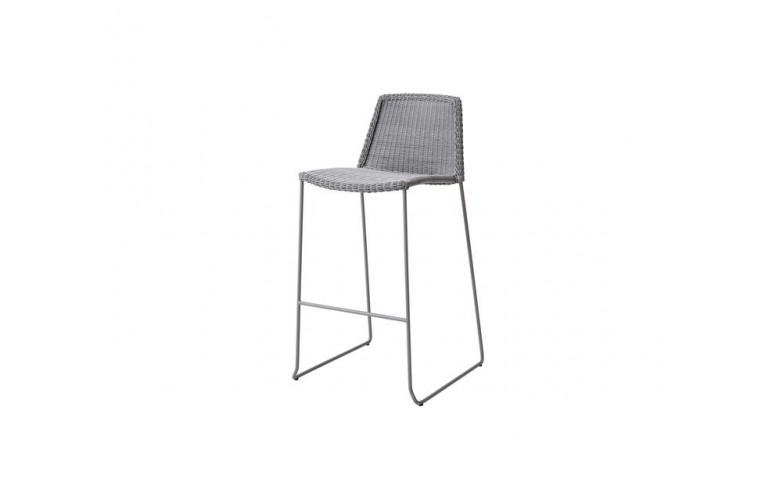 Барный стул Breeze Light Grey
