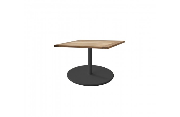 Кофейный столик Go 72x72 см Teak