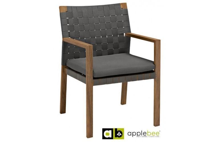 Кресло обеденное SQUARE