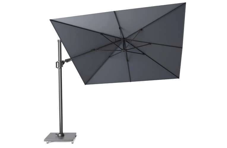 Зонт Challenger T2 Anthracite 3x3m