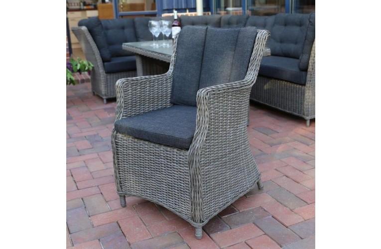 Кресло Luna vintage grey