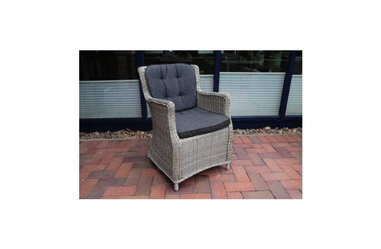 Кресло Luna vintage white