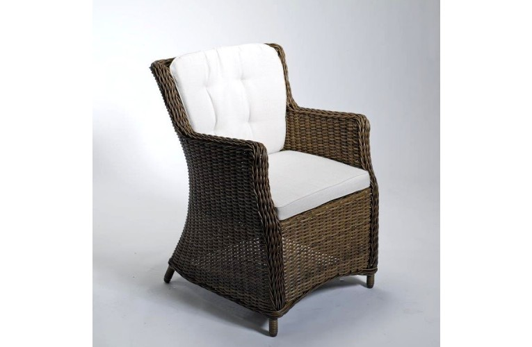 Кресло Luna vintage brown