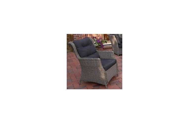 Кресло Casa vintage grey