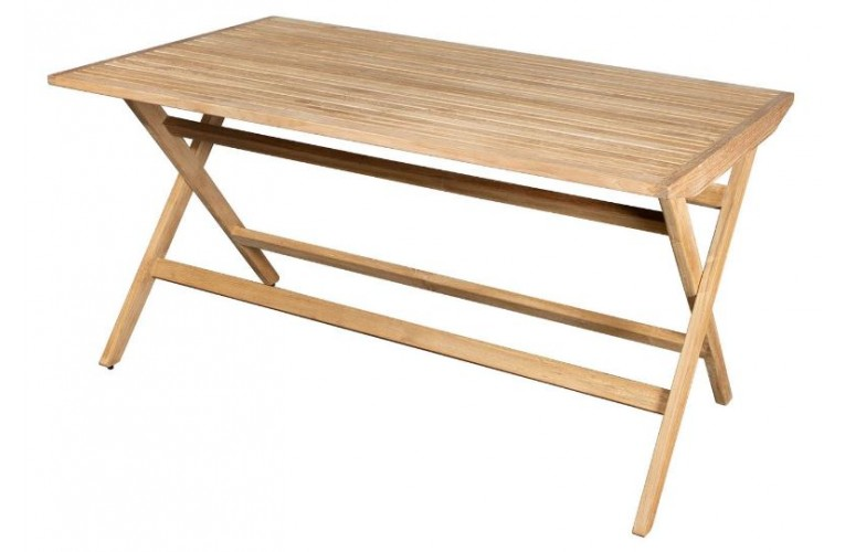 Складной обеденный стол Flip 140x80см
