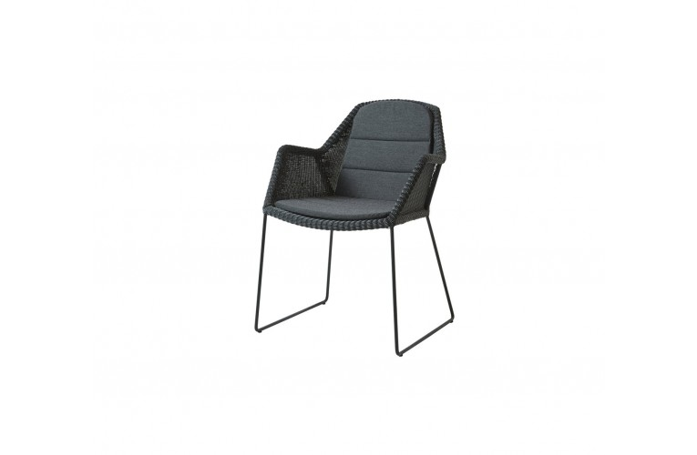 Обеденное кресло Breeze Black