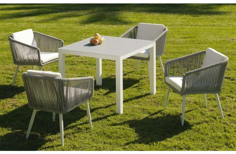 Стол обеденный San Marino 90см