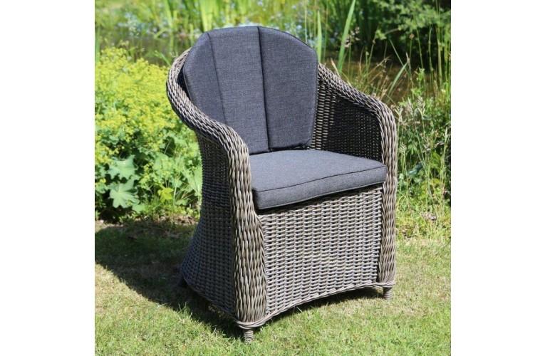 Обеденное кресло Malaga vintage gray