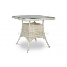 Стол Lugo Modern white 80 см