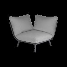 Модуль угол Beach Lounge Grey