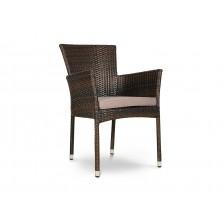 Кресло обеденное Lerida Brown