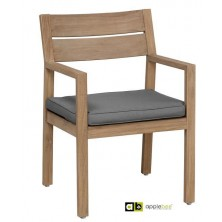 Кресло обеденное SQUARE teak