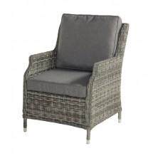 Кресло Melania Grey