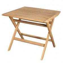 Складной обеденный стол Flip 80x80см