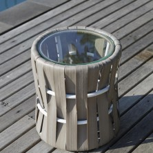 Столик к шезлонгу Strips 40 см