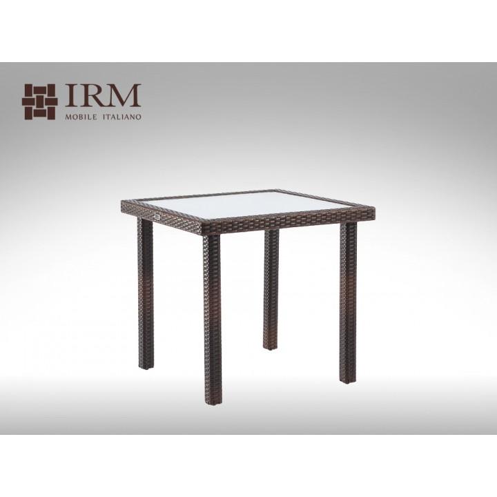 Стол Lepre Brown 80x80 см