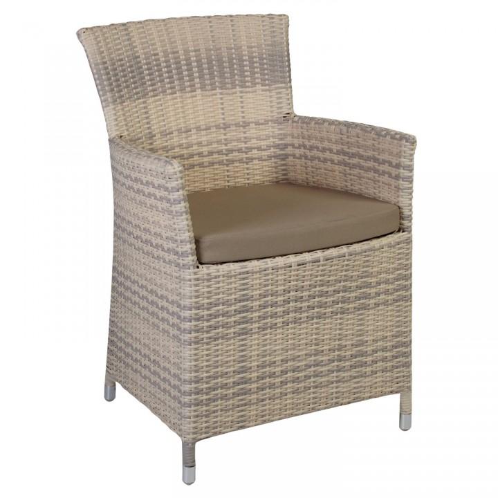 Плетеное кресло VH061