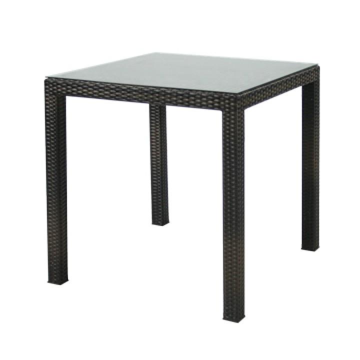 Стол 70х70 со стеклом VH057