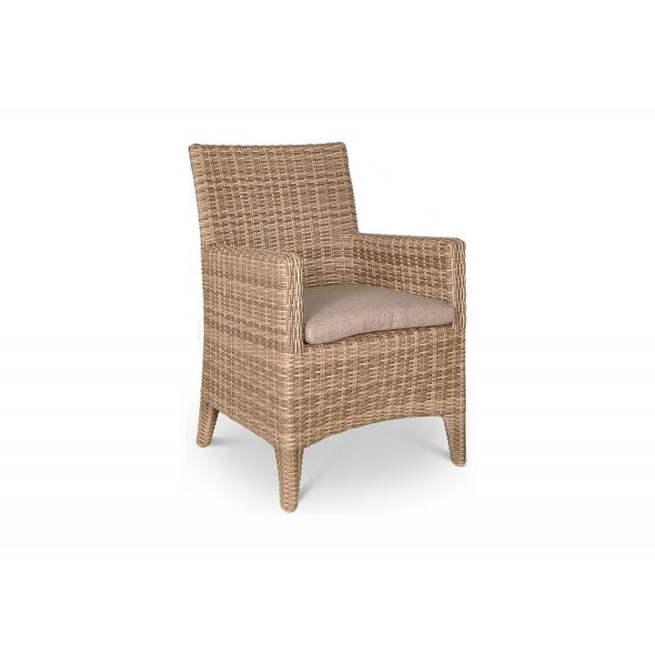 Обеденное кресло Sintra Brown