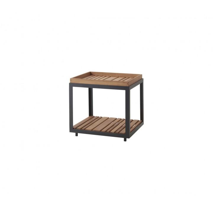 Столик Level Teak 48 см