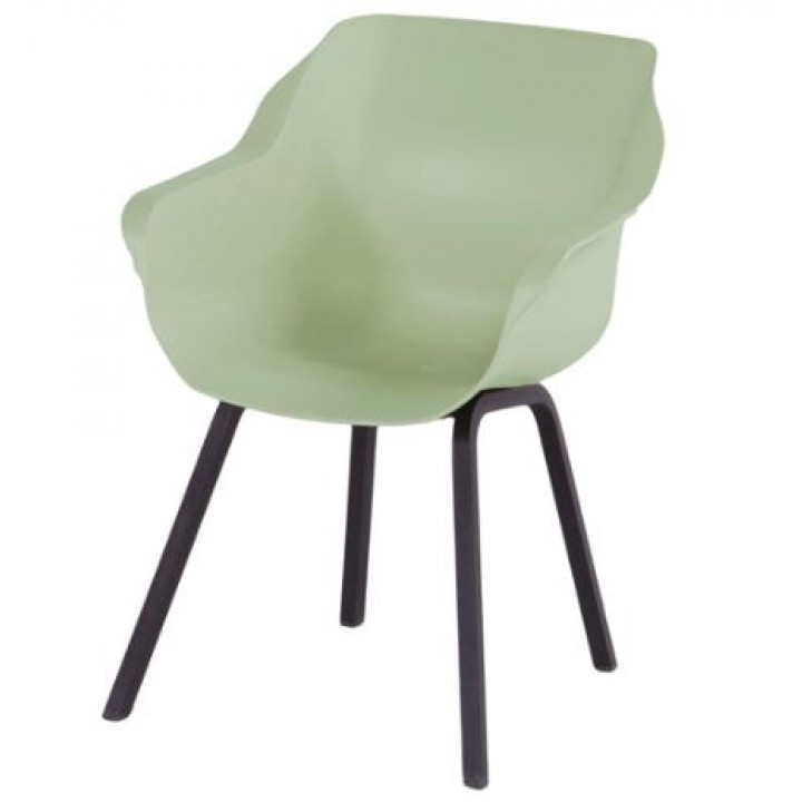 Обеденное кресло Sophie Element Mint green
