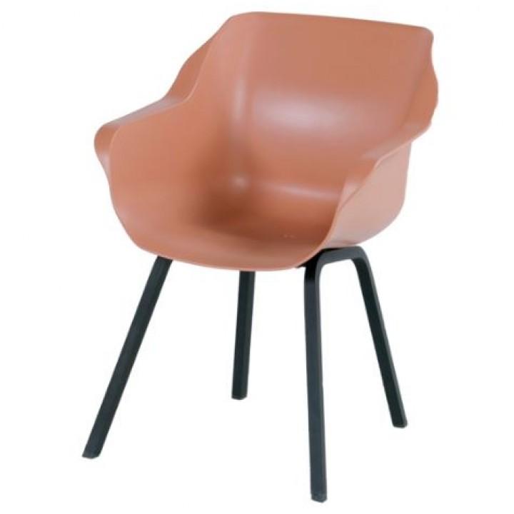 Обеденное кресло Sophie Element Pink
