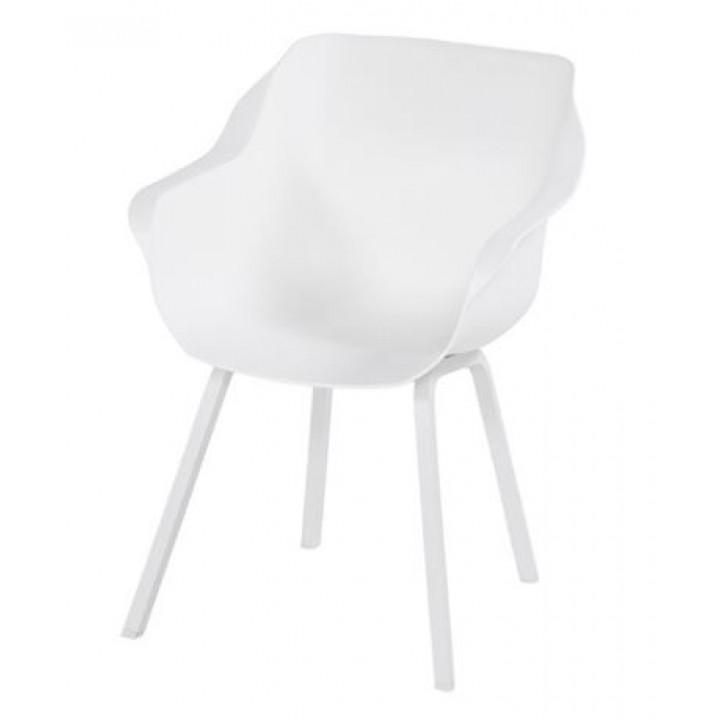 Обеденное кресло Sophie Element White