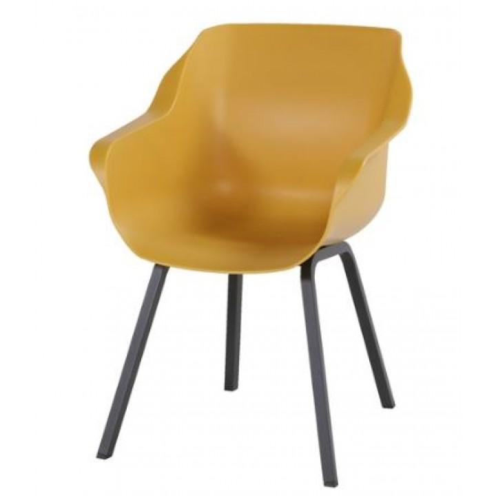 Обеденное кресло Sophie Element Yellow