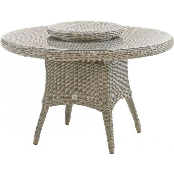 Стол обеденный Victoria  Pure d=130 см