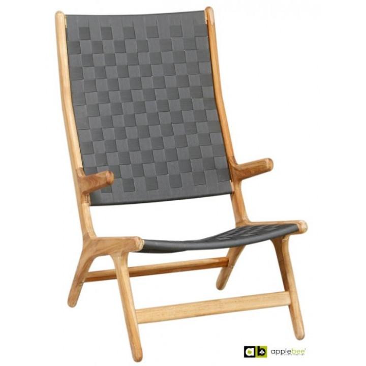 Кресло с высокой спинкой Juul