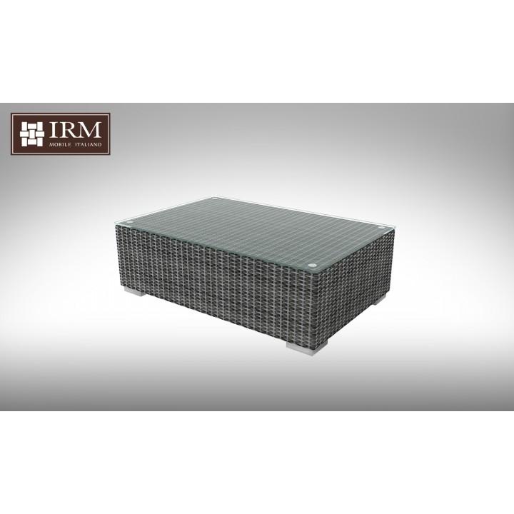 Кофейный столик Brillante Grey 110x72 см