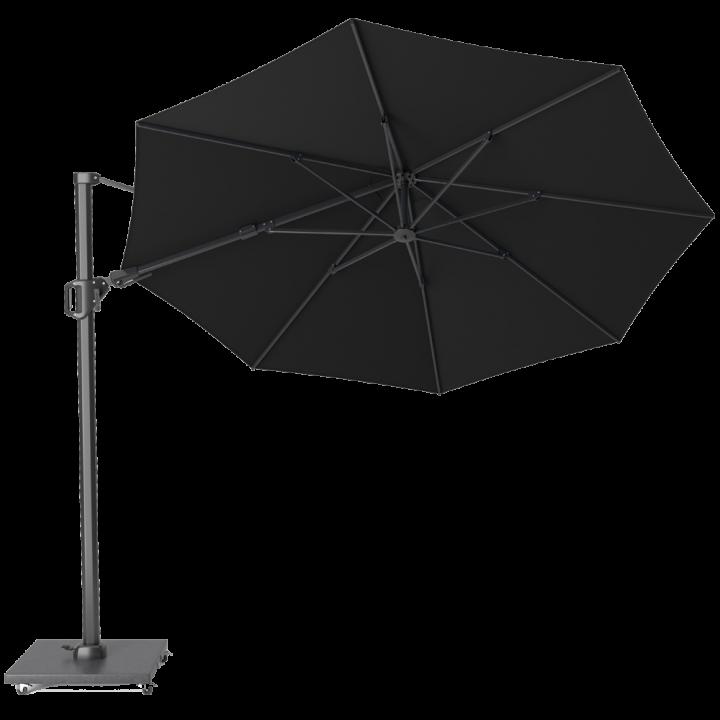 Зонт Challenger T2 Black Ø3,5 m