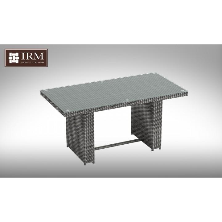 Стол Brillante Grey 140 см