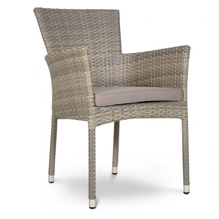 Кресло обеденное Lerida Grey