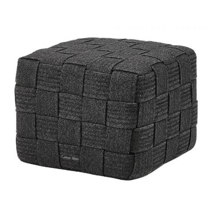Пуф Cube Dark Grey