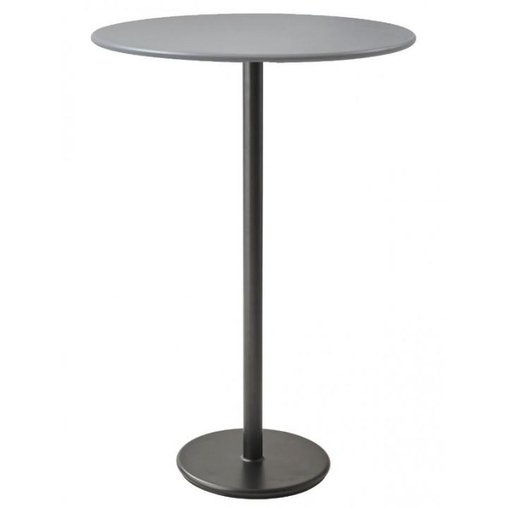 Барный стол Go D80 см Aluminium