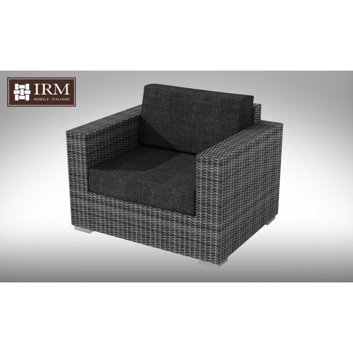 Кресло Brillante Grey