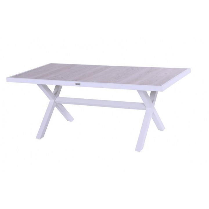 Стол Canterburry White 186 см