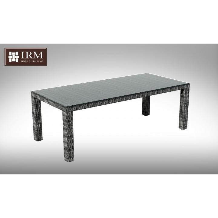 Стол Orso Grey XXL 220x90