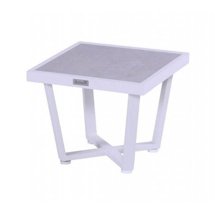 Столик Luxor White 44 см