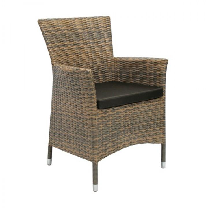 Плетеное кресло VH063