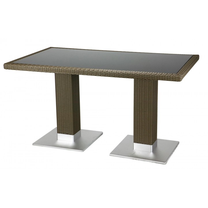 Стол обеденный Largo Castana 140x80cm
