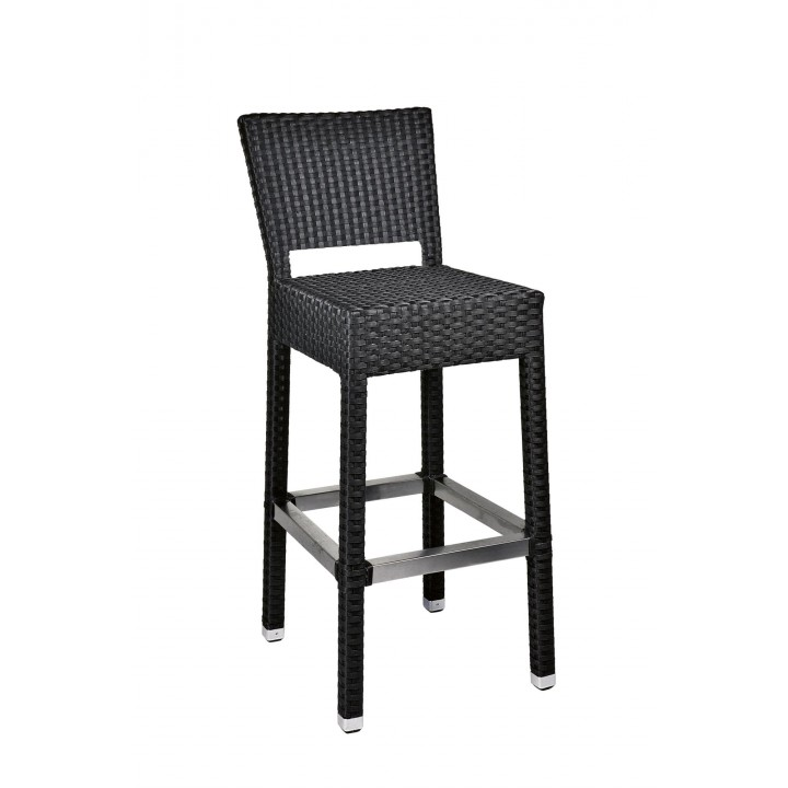 Барный стул Mezza Barstool w. Back
