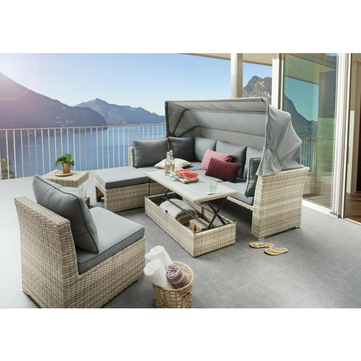 Комплект ARUBA III Dining-Lounge set