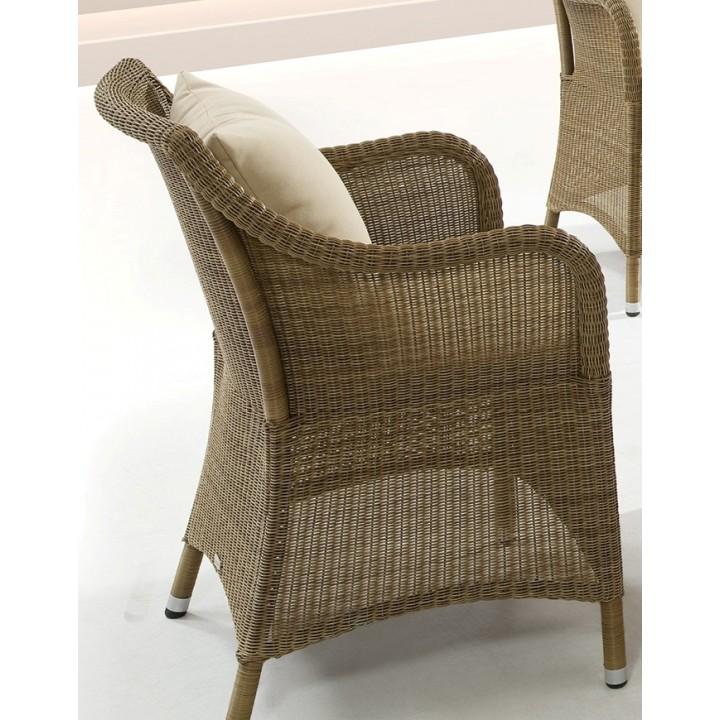 Кресло обеденное SEVILLA 59x60x83 см