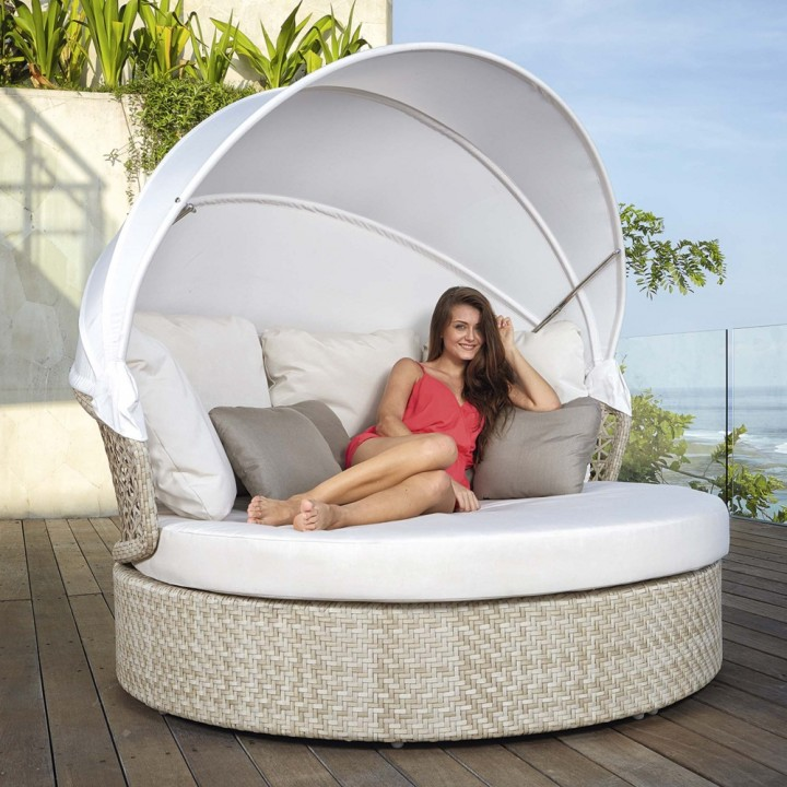 Кровать с балдахином Journey