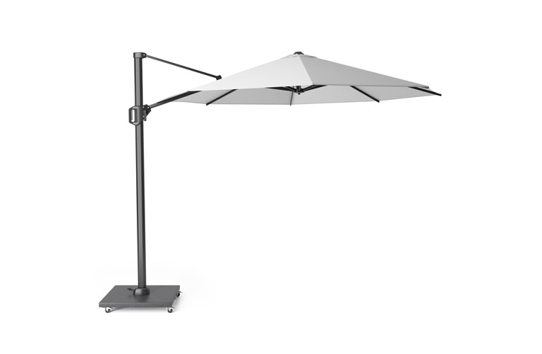 Зонт Challenger T1 Light Grey- Ø3,5 m