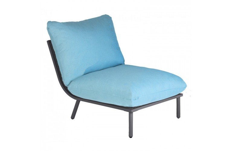 Модуль-кресло Beach Lounge Grey