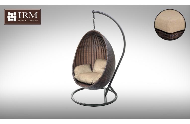 Подвесное кресло Cestino Brown